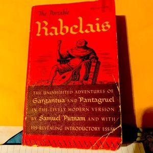 Other - The portable rebalis vintage Viking book